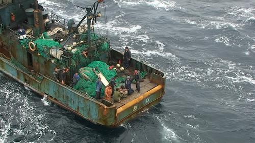 交通运输部北海救助飞行队成功救助5名渔民--中国国情网