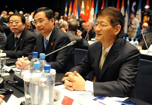 孟建柱出席第二届安全事务高级代表国际会议--中国国情网